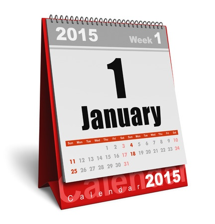 Mark Your Calendar For A Doctor's Appointment in 2015