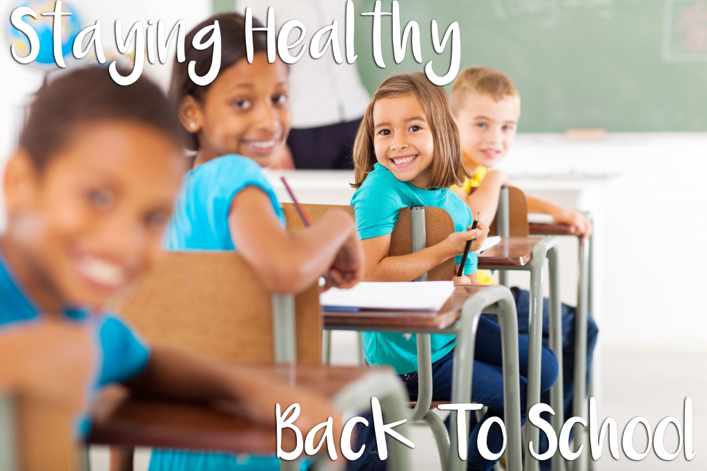back to school health charleston sc