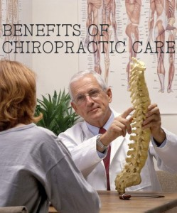 Health Insurance coverage and chiropractic care